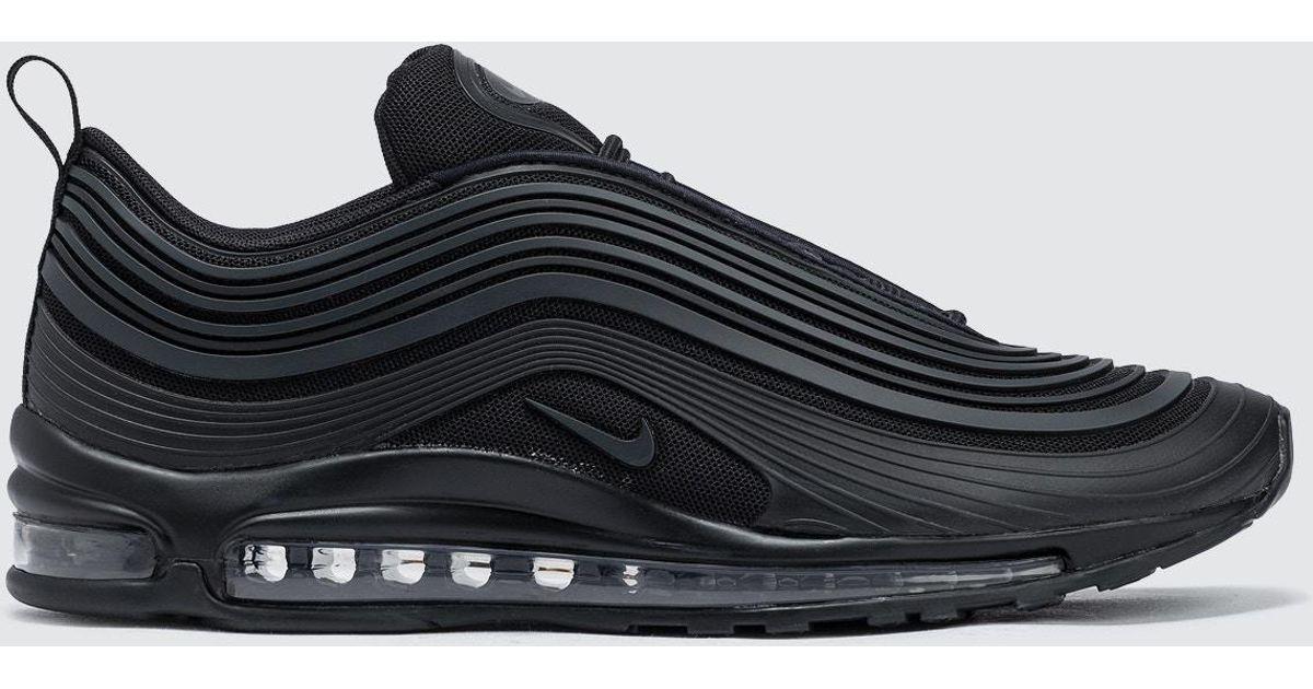 c09a7a87da0f0 Lyst - Nike Air Max 97 Ul 17 Prm in Black for Men