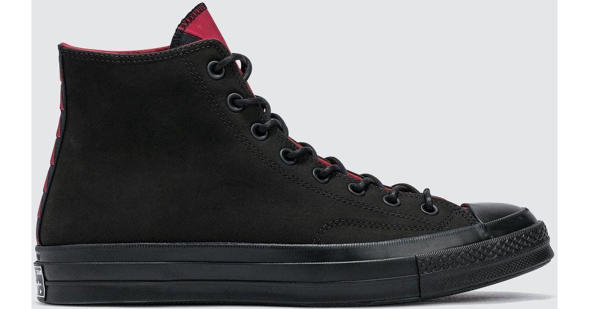9291314825db80 Lyst - Converse X Nba Ctas 70 Hi in Black for Men