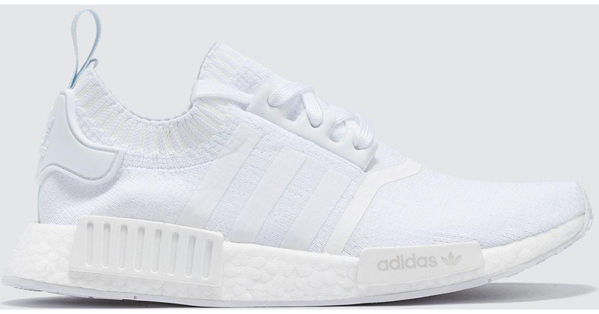 online retailer d3712 c8e0d Adidas Originals - White Nmd R1 Pk W - Lyst