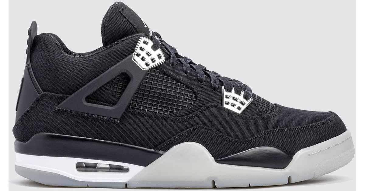 Nike Canvas Eminem X Carhartt Air Jordan 4 Retro Promo