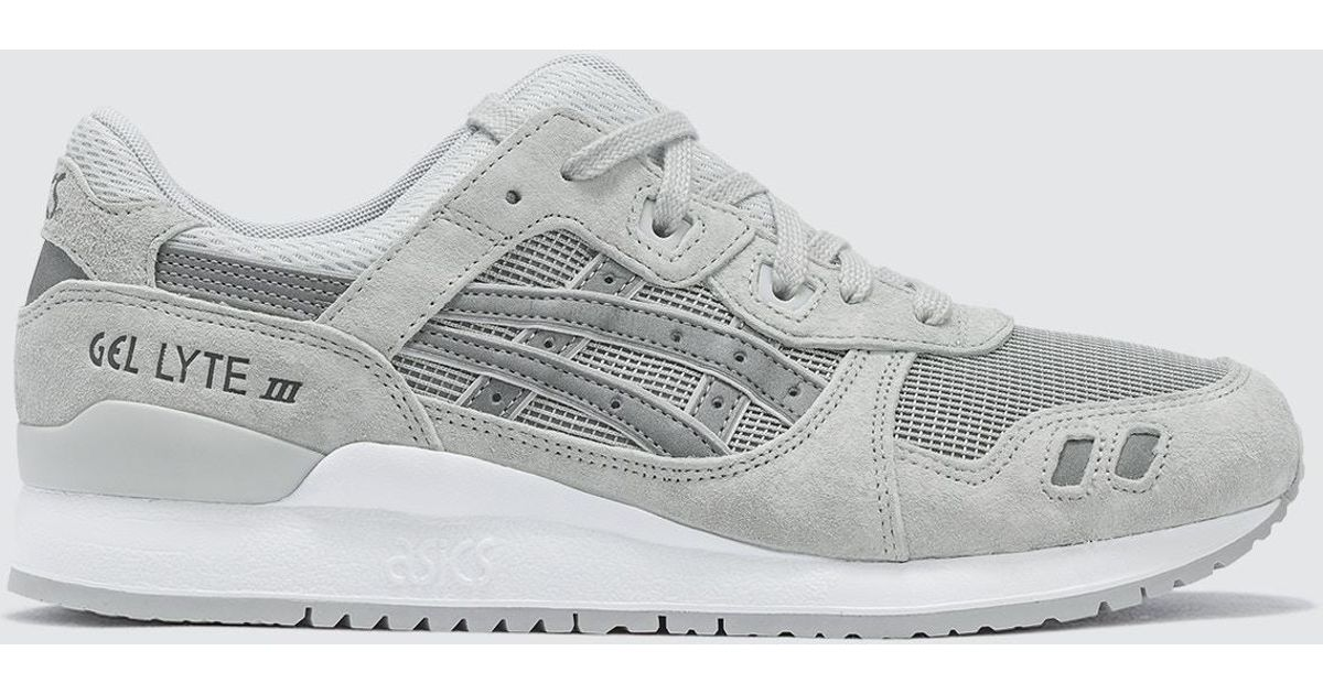 newest collection facc7 62b9d Asics - Gray Gel-lyte Iii