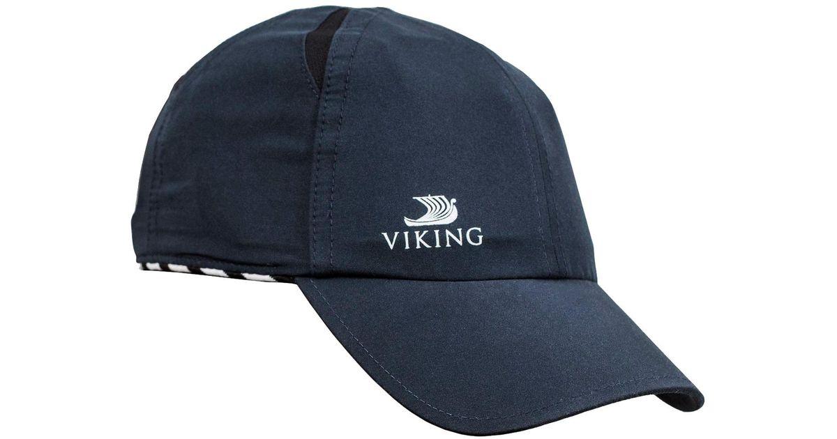 b80840fa3ad Lyst - Helly Hansen Viking Cruises Crew Cap in Blue