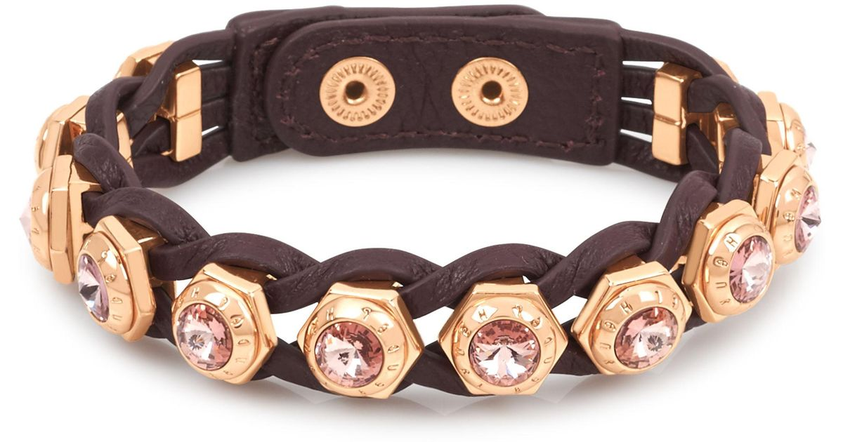 Lyst Henri Bendel Bolt Rivet Wrap Bracelet