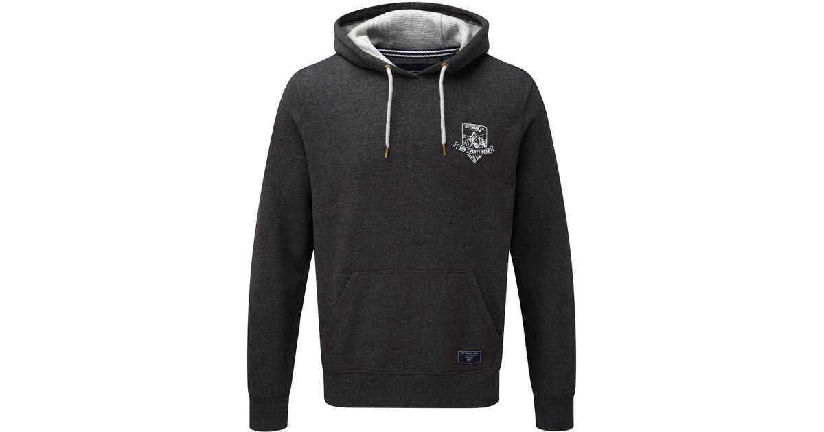 957926852e30 Lyst - Tog 24 Garner Mens Deluxe Hoodie Badge in Gray for Men - Save 12%