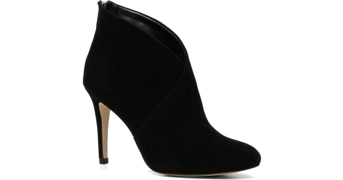 31a358cc51d Aldo Cessi High Heel Shootie in Black