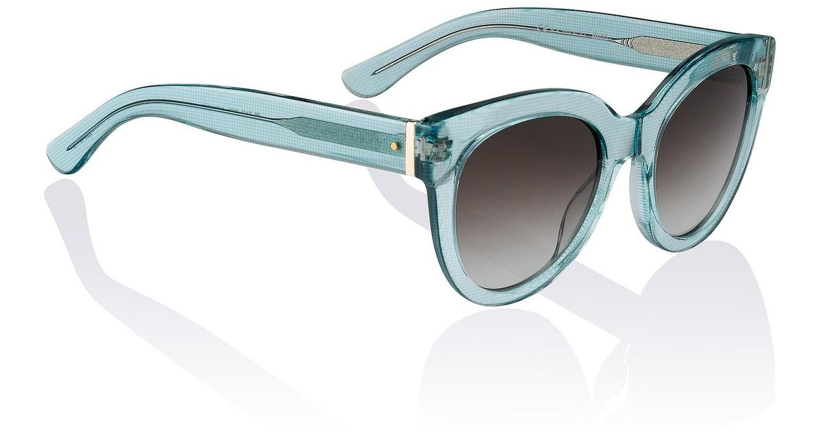9db3636aa4d BOSS Sunglasses   0675  In Acetate And Metal in Blue - Lyst