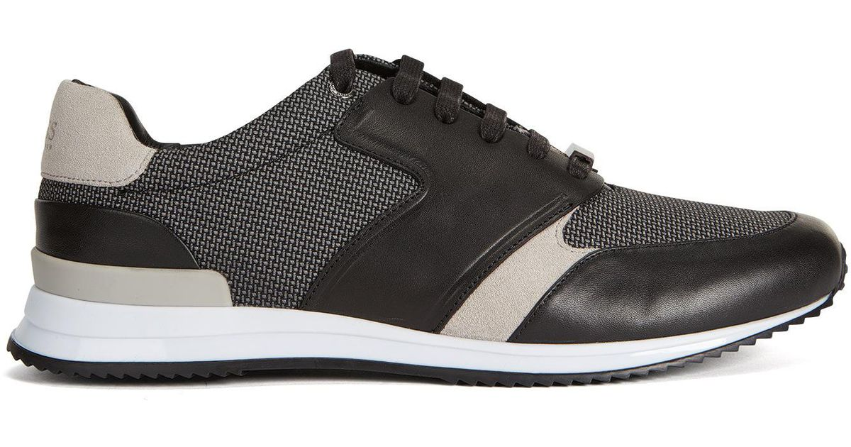 HUGO BOSS Legacy Low-Top Sneakers JLIBXxyZAO