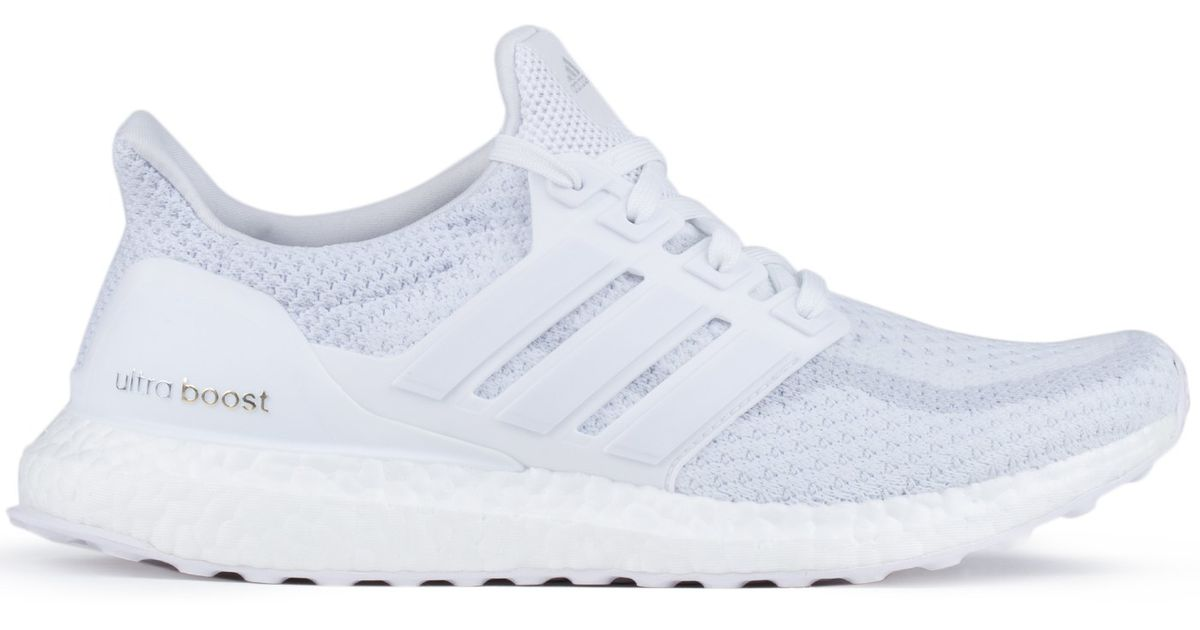 adidas originals ultra boost triple white 2 0 in white. Black Bedroom Furniture Sets. Home Design Ideas