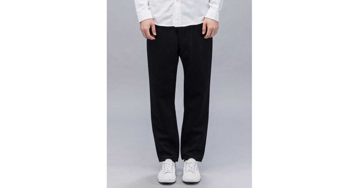 Ami Carrot Fit Jeans in Black for Men  Lyst