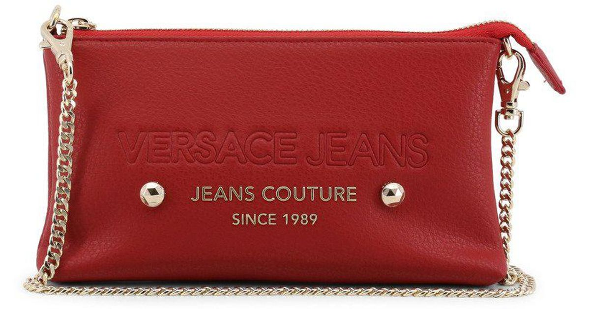 c6dda08ec00c Versace Jeans E3vsbps4 70789 in Red for Men - Lyst