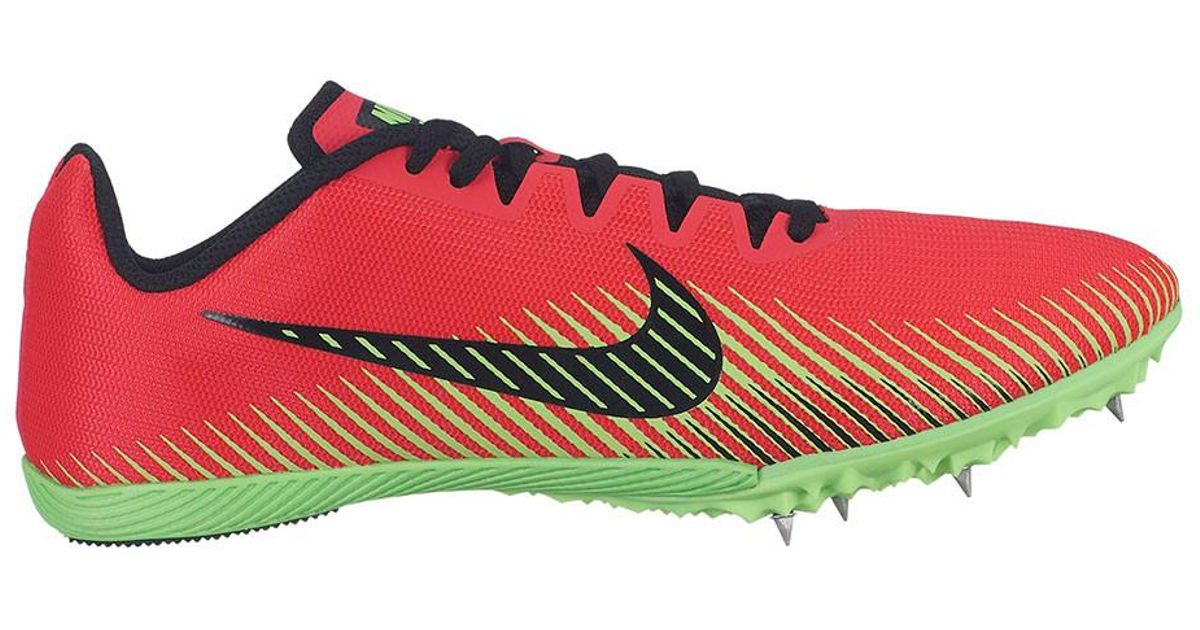 Nike Rubber Unisex Zoom Rival M 9 Track