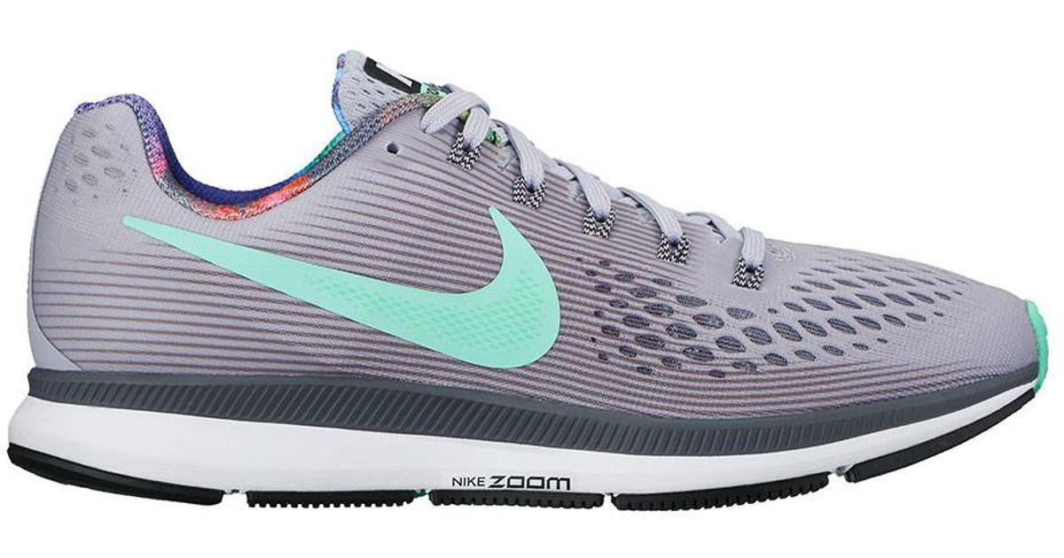 13abfbceab0d Lyst - Nike Women s Air Zoom Pegasus 34 Running Shoe - Solstice Pack