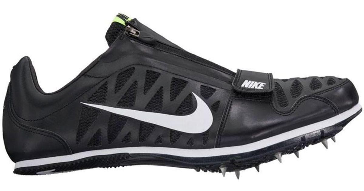 Nike Black Unisex Zoom Lj 4 Track Spike for men