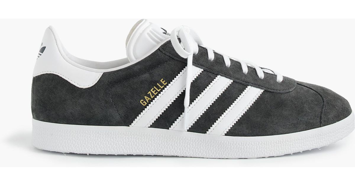 Gazelle For Gray Lyst Men crew J In Sneakers Adidas wZ6tqp 21c34e1ca