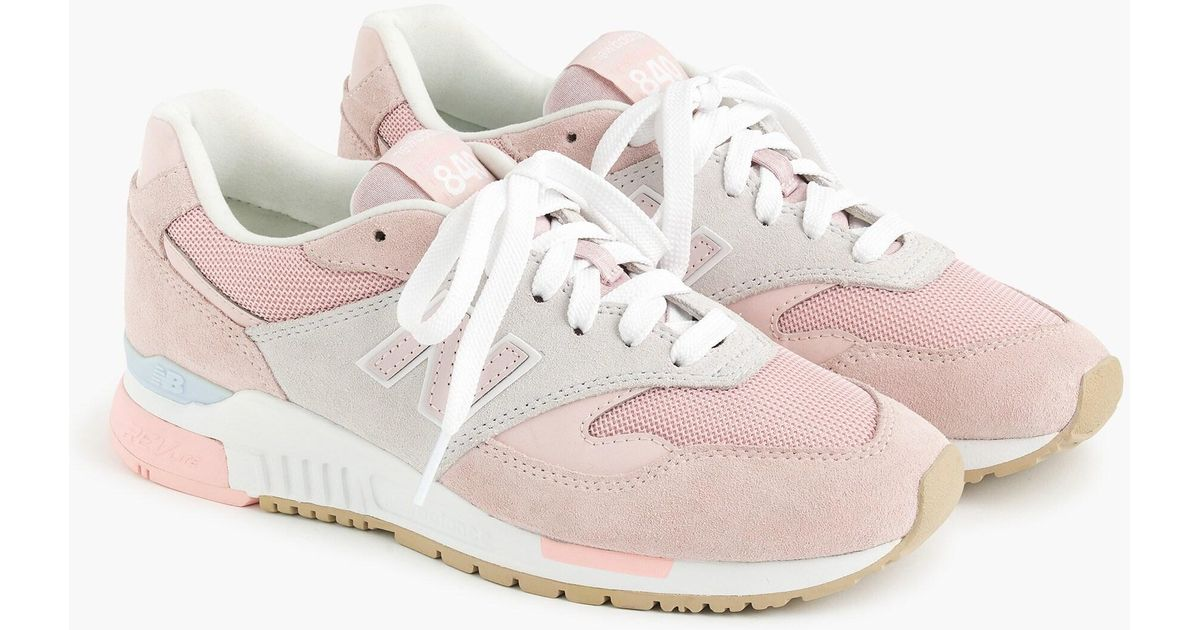 New Balance ® 840 Sneakers in Pink - Lyst