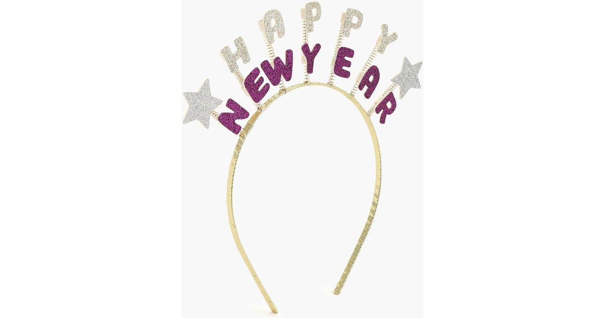 Happy New Year Headband 33