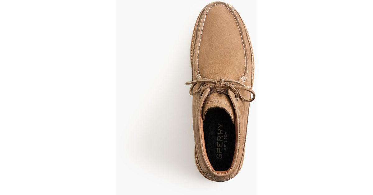 Sperry Top-Sider Suede Moccasin Boots