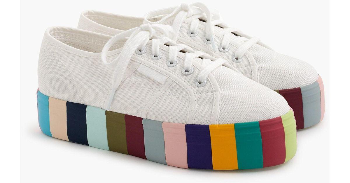 Superga Canvas ® 2790 Platform Sneakers