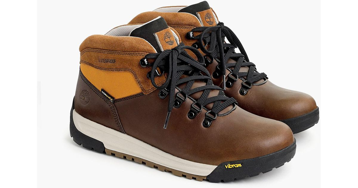 Scramble Boots For Gt Men Timberland Brown Hiking LqUVpzMGSj