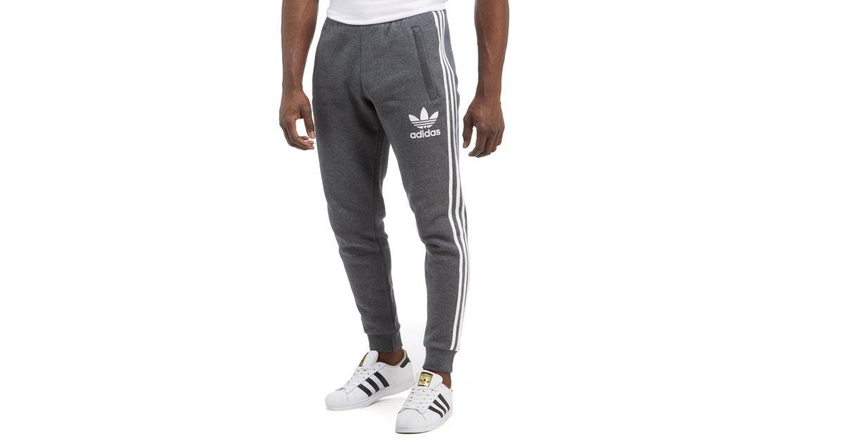 0f4e791a63 Adidas Originals Gray California Cuffed Track Pants for men