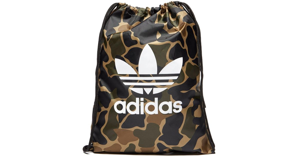 Lyst - adidas Originals Gymsack 61aa1eabd00