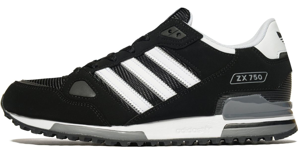 the sale of shoes pretty cheap new list Adidas Originals Black Zx 750 for men