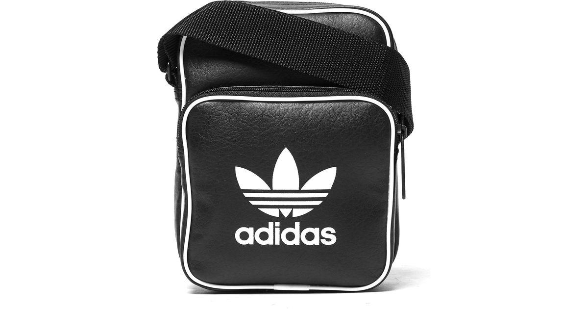 adidas Originals Classic Mini Bag | Blue | Bags | BK2131