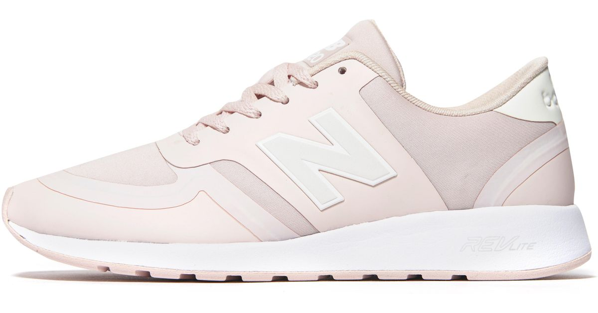 New Balance Pink 420 Pearl