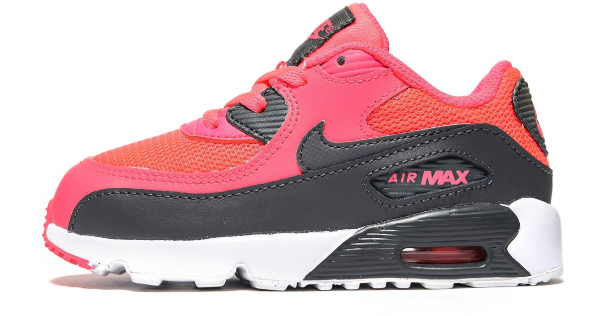 Nike Pink Air Max 90 Infant for Men Lyst