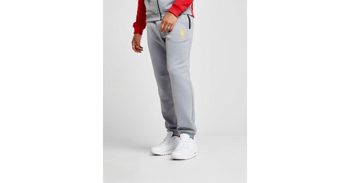 cc7d55ce9a25f New Balance Gray 247 Liverpool Fc Pants for men