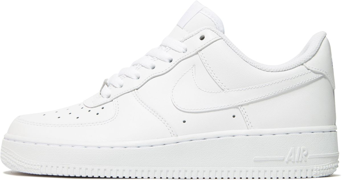 finest selection 4fe98 ab8f5 Nike White Air Force 1 Low