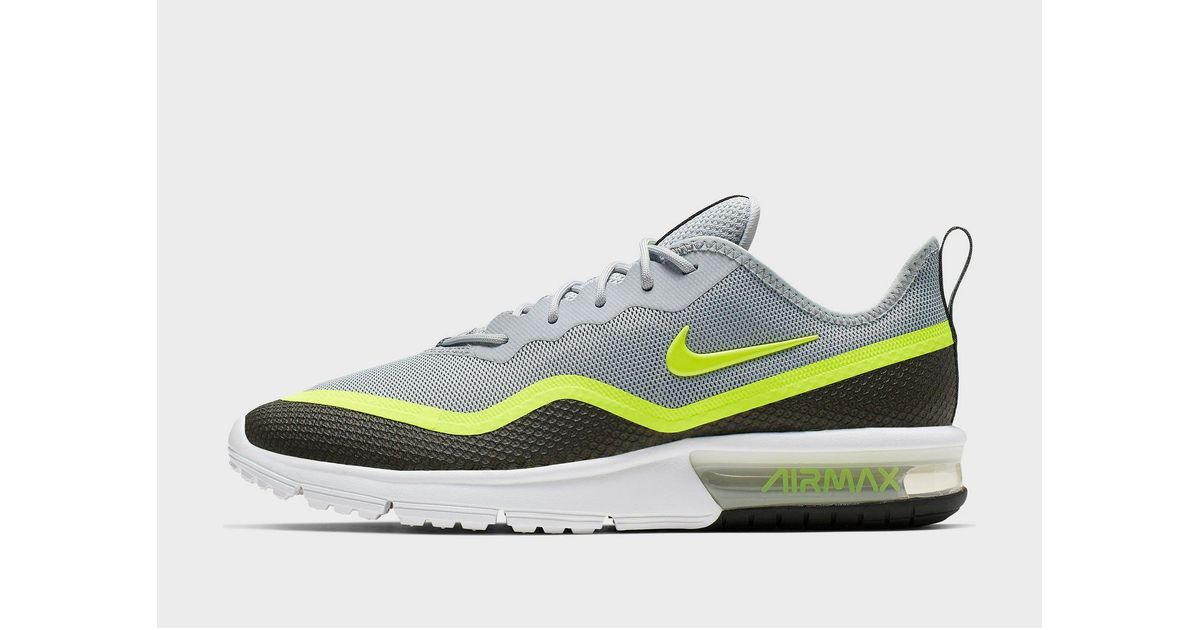 Nike White Air Max Sequent 4.5 Se Men's Shoe for men