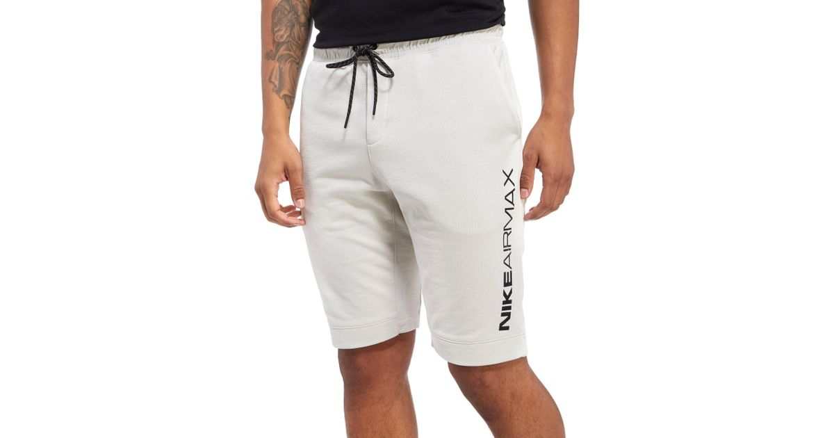 Nike Cotton Air Max Shorts for Men - Lyst
