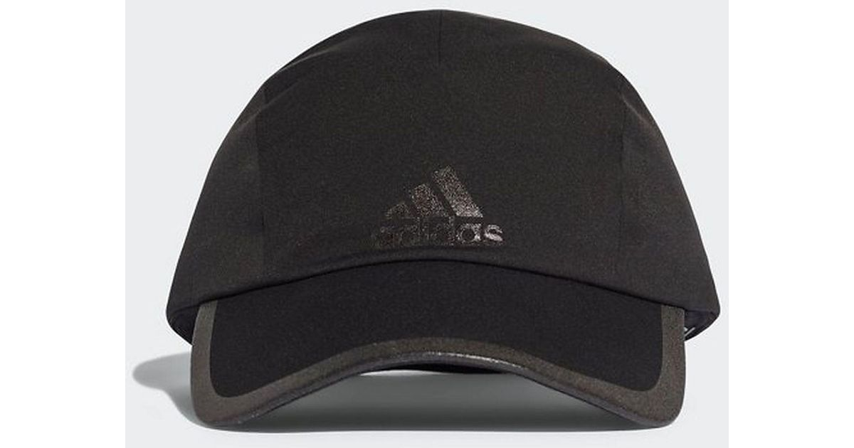 5a991c912e0229 adidas Climaproof Running Cap in Black - Lyst