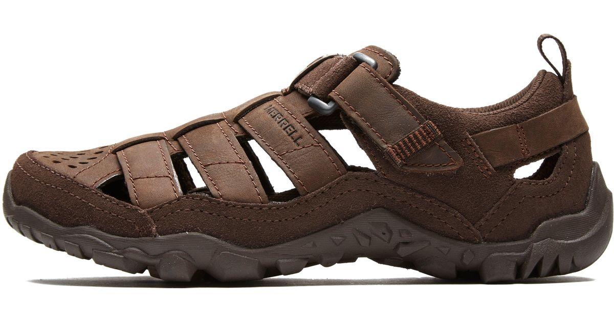 6ca27d2c781c Lyst - Merrell Telluride Wrap in Brown for Men