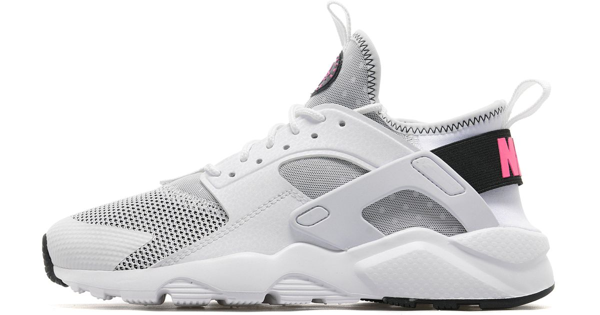 separation shoes ec80b a5170 Lyst - Nike Air Huarache Ultra Breathe Junior in White for M