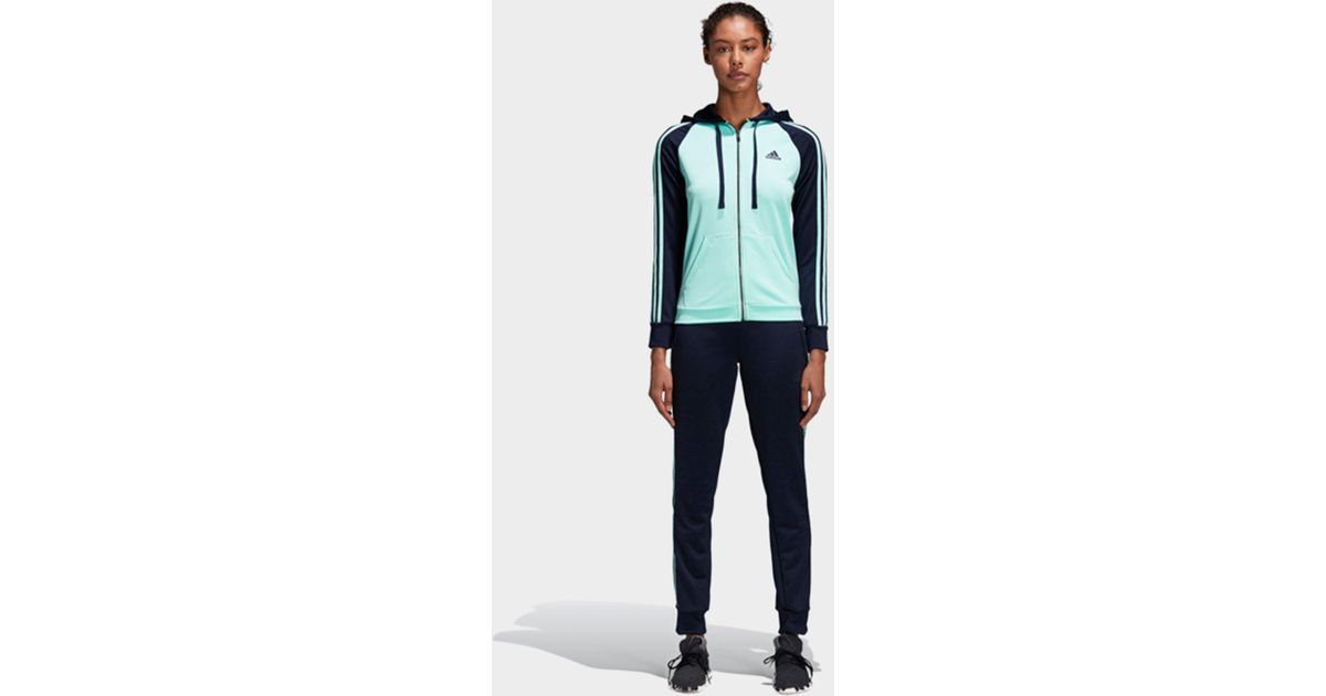 adidas Re Focus Track Suit   Tracksuits   Clothing   Womens