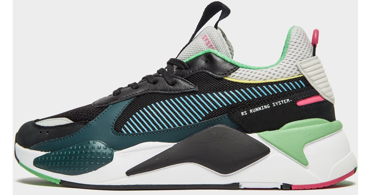 Lyst - PUMA Rs-x Toys in Black for Men 33dee8115