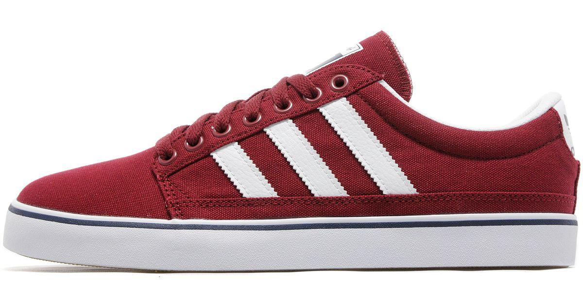Adidas Originals Red Rayado Lo for men