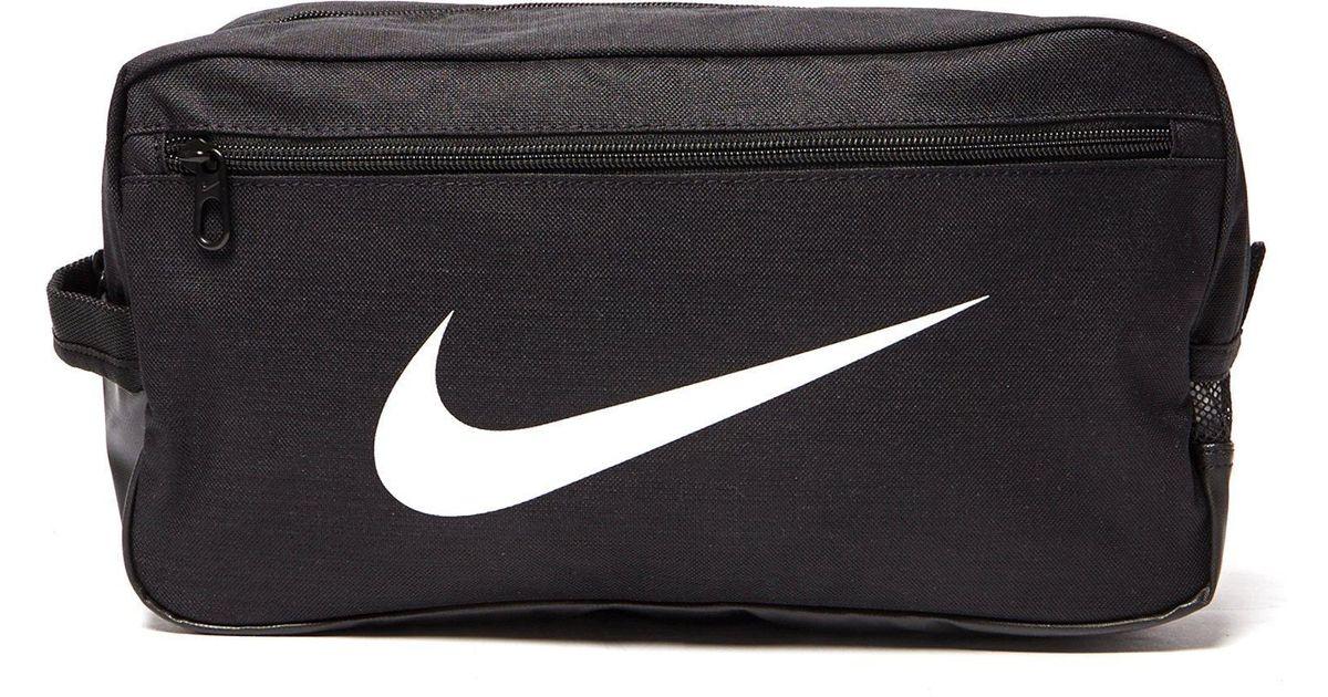 feaec4513658 Lyst - Nike Brasilia 6 Shoe Bag in Black for Men