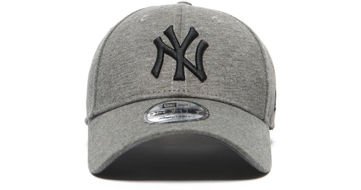 6407b2d4092 KTZ Mlb New York Yankees 9forty Cap in Gray for Men - Lyst