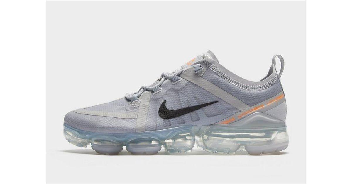 Nike Rubber Air Vapormax 2019 in Grey