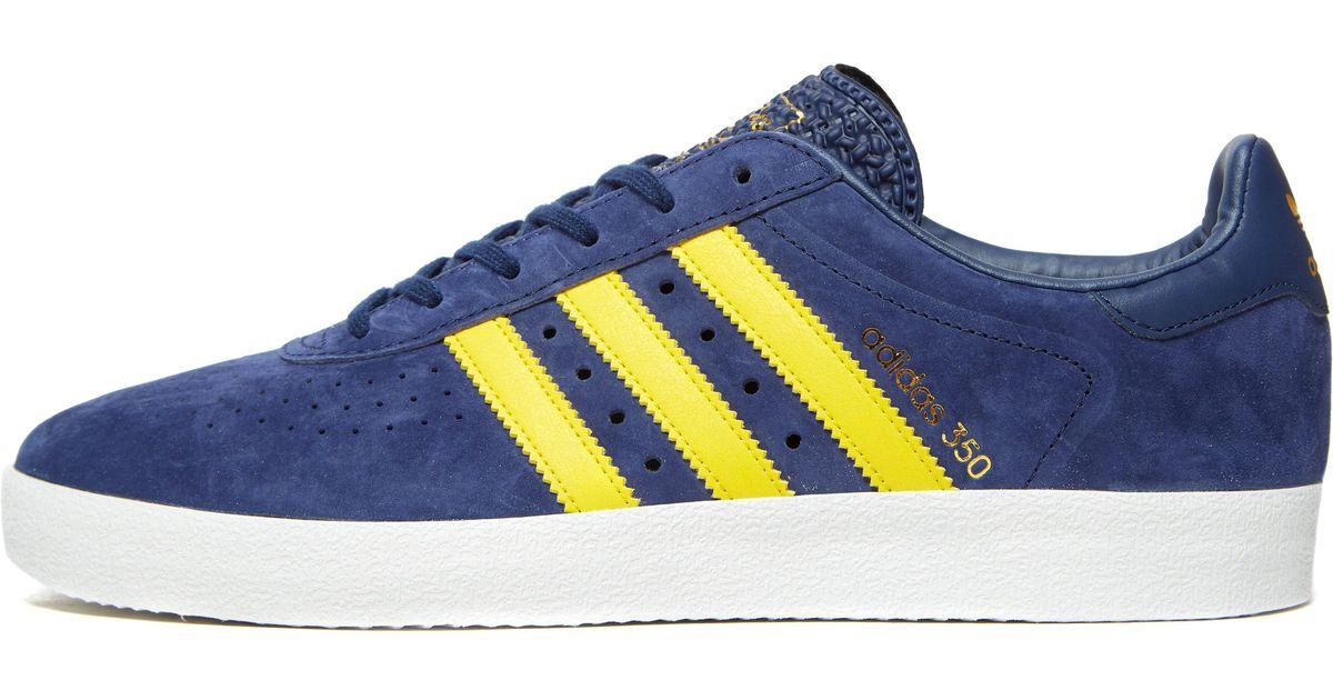 adidas Originals Suede 350 in Blue
