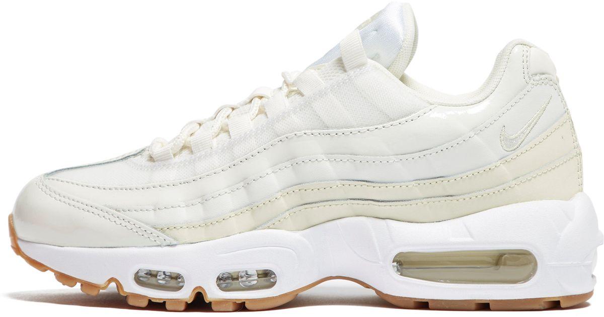 Nike White Air Max 95