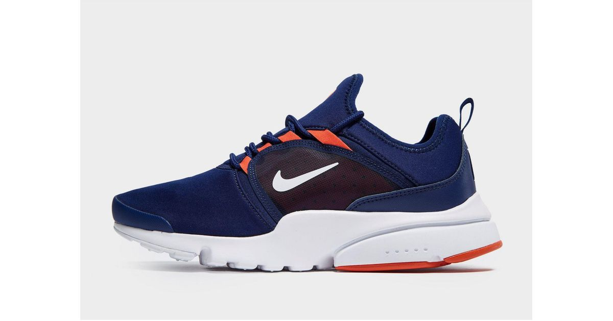 Nike Synthetic Air Presto Fly World in