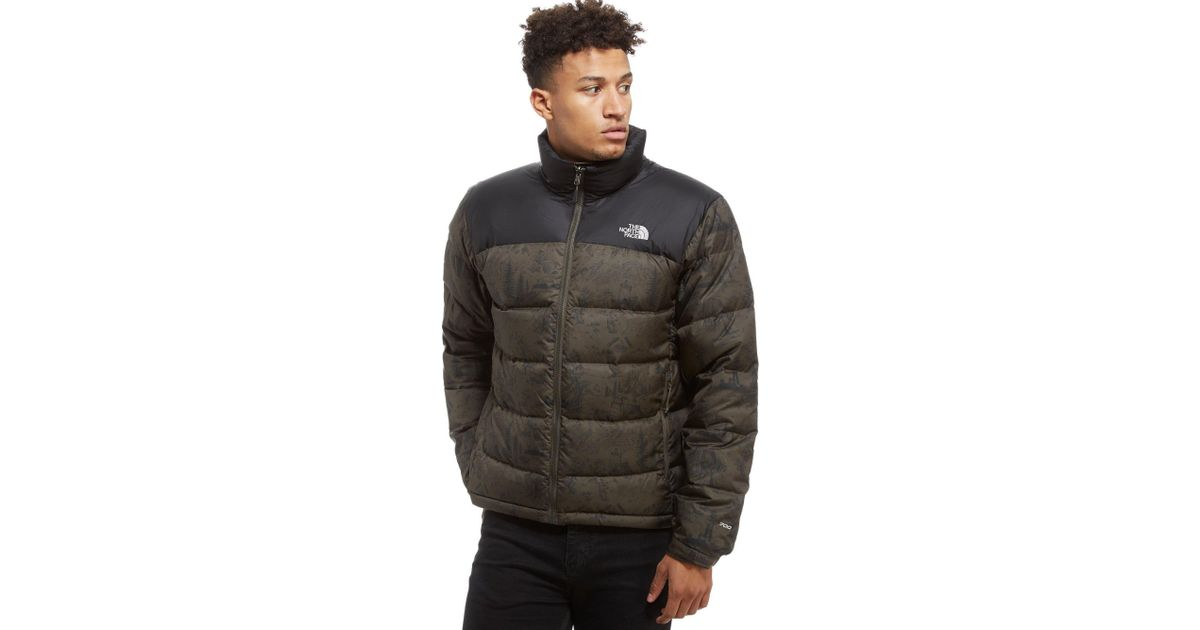 ec29b22ce The North Face Black Nuptse 2 Jacket for men