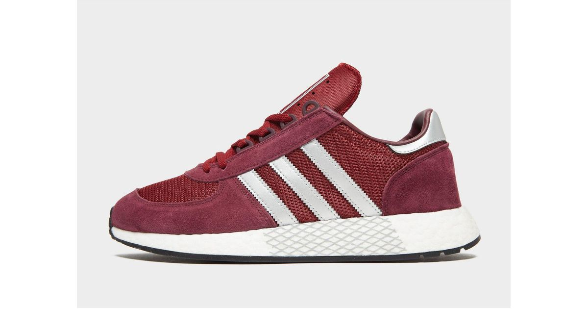 adidas Originals Suede Marathon Boost