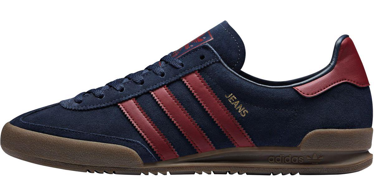 Adidas Originals Blue Jeans for men