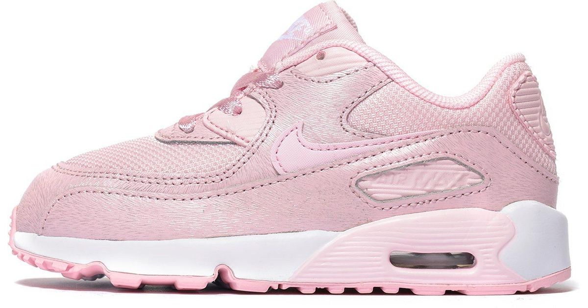 abb60c777aaf ... hot nike air max 90 infant in pink for men lyst 2a7b7 a7adb