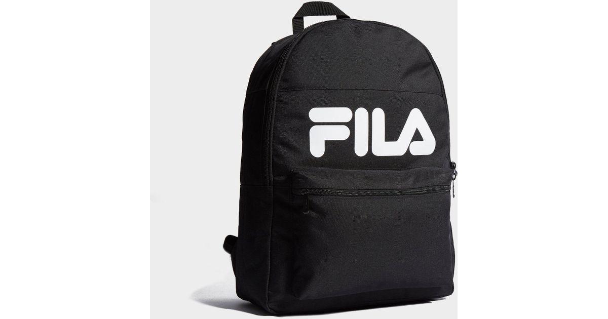 bd51932628 Fila Vivian Backpack in Black for Men - Lyst